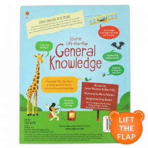lift the flap general knowledg